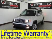 2017 Jeep Renegade LATITUDE REAR CAMERA BLUETOOTH REMOTE ENGINE START KEYLESS GO PUSH BUTTON S