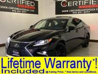 2016 Lexus ES 350 NAVIGATION PANORAMIC ROOF BLIND SPOT ASSIST REAR CAMERA PARK ASSIST HEATED