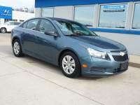 Used 2012 Chevrolet Cruze For Sale | Triadelphia WV