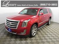 Pre-Owned 2015 CADILLAC Escalade ESV Luxury SUV for Sale in Sioux Falls near Brookings