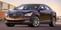 Certified Pre-Owned 2015 Buick LaCrosse FWD Leather