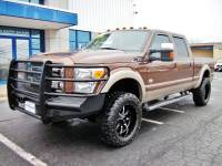 2012 Ford F-250 SD King Ranch Crew Cab Long Bed 4WD