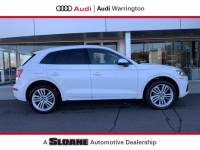 Certified Pre-Owned 2018 Audi Q5 2.0T Premium Plus SUV in Warrington, PA