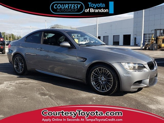 Photo Pre-Owned 2010 BMW M3 Coupe in Jacksonville FL