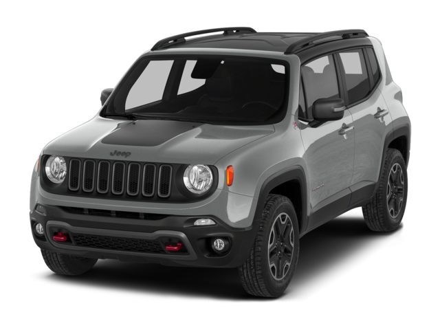 Photo Used 2016 Jeep Renegade Trailhawk 4x4 SUV For Sale in Little Falls NJ