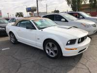 2007 Ford Mustang GT Premium CAR PROS AUTO CENTER (702) 405-9905