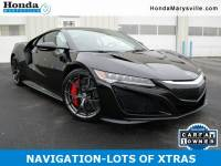 Used 2017 Acura NSX Coupe Coupe