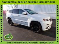 2016 Jeep Grand Cherokee Overland 4x4 SUV For Sale in Madison, WI
