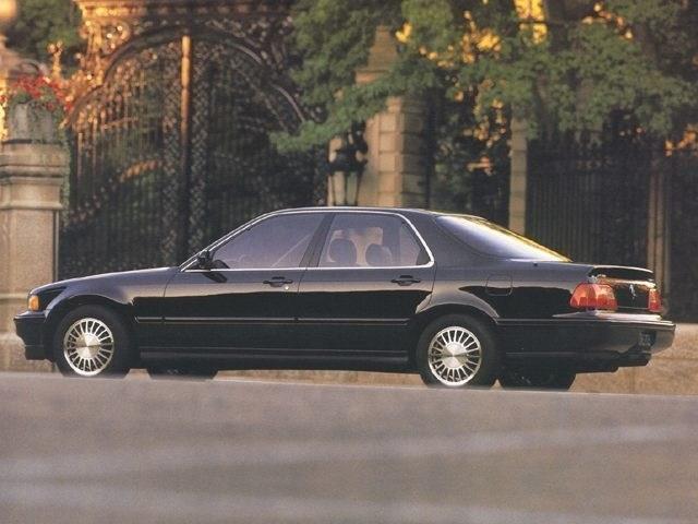 Photo 1993 Acura Legend LS Sedan