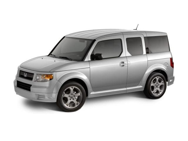 Photo 2008 Honda Element SC SUV For Sale in Bakersfield