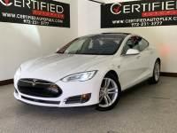 2015 Tesla Model S 70D AWD AUTOPILOT NAVIGATION PANORAMIC ROOF REAR CAMERA LANE ASSIST SPEED A