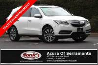 Used 2015 Acura MDX MDX SH-AWD with Technology and Entertainment Packages For Sale in Colma CA | Stock: PFB023627 | San Francisco Bay Area