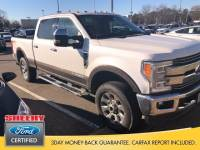 Certified 2017 Ford F-250 Lariat Truck Crew Cab V-8 cyl in Richmond, VA