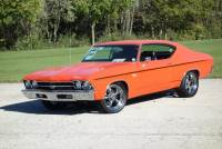 1969 Chevrolet Chevelle -HUGGER ORANGE-BIG BLOCK-CLEARANCE- SEE VIDEO