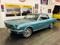 1966 Ford Mustang -6 CYLINDER-ORIGINAL CONDITION-DRIVES GREAT-VIDEO