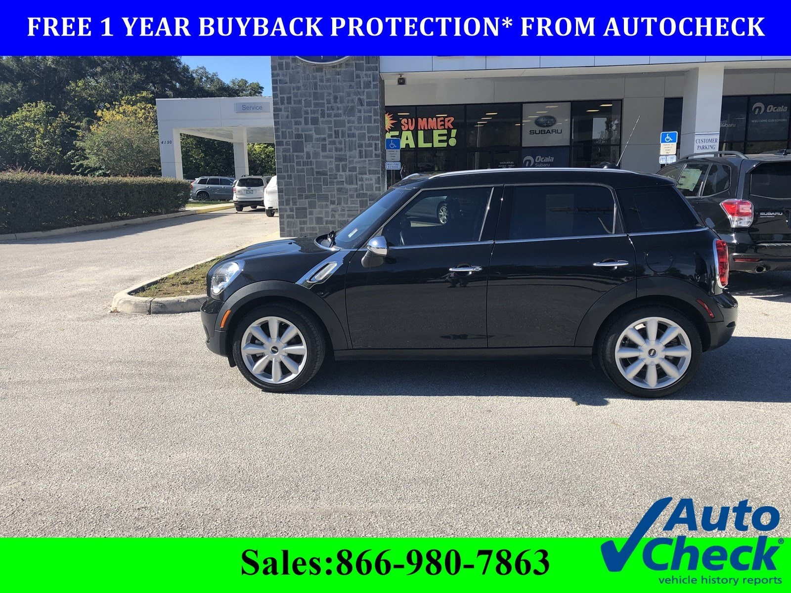 Photo 2016 MINI Countryman SUV For Sale in LaBelle, near Fort Myers
