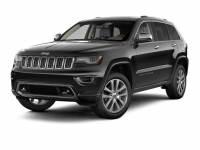 2017 Jeep Grand Cherokee Overland Overland 4x4