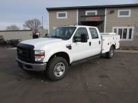 Used 2009 Ford F-350 2009 F-350 4x4 Service Utility Truck