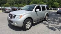 Used 2011 Nissan Pathfinder SV Silver Lightning For Sale | Bennington VT | VIN:5N1AR1NB3BC609994