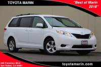 Certified 2014 Toyota Sienna LE