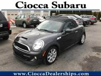 Used 2013 MINI Roadster Cooper S Roadster For Sale in Allentown, PA