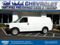 2013 Chevrolet Express Cargo Van RWD 1500 135 Van