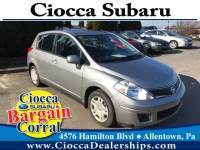 Used 2011 Nissan Versa 1.8 S For Sale in Allentown, PA