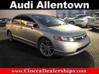 Used 2008 Honda Civic Si For Sale in Allentown, PA