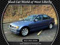 2004 BMW 3-Series 325xi Sedan