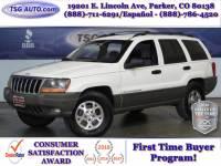 1999 Jeep Grand Cherokee 4dr Laredo 4WD