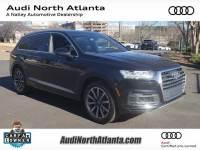 Certified 2017 Audi Q7 Premium Plus SUV in Atlanta GA
