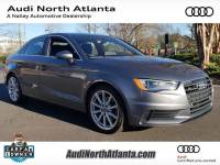 Certified 2016 Audi A3 2.0T Premium Plus Sedan in Atlanta GA