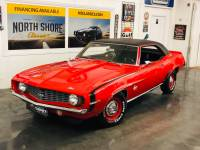 1969 Chevrolet Camaro -SS396-X22 POWER DISC BRAKES 12 BOLT 4 SPEED-RESTORED ARIZONA CAR-VIDEO