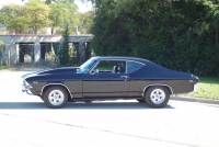 1969 Chevrolet Chevelle -SAME OWNER SINCE 1984-468 BBC/ BUILT 400 TRANS- SEE VIDEO