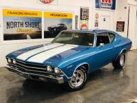 1969 Chevrolet Chevelle -BIG BLOCK 454-PS PB AUTO-CRAGERS-NICE PAINT-RELIABLE- VIDEO