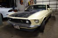 1969 Ford Mustang -SUPER COBRA JET MACH 1 - ARIZONA CAR - RESTO INVESTMENT