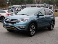 Used 2016 Honda CR-V Touring for Sale in Asheville near Hendersonville, NC