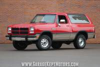 1993 Dodge Ramcharger Canyon Sport AW-150
