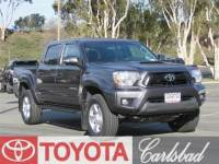 2014 Toyota Tacoma PreRunner V6 Truck Double Cab 4x2 in Carlsbad