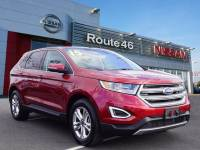 Used 2015 Ford Edge SEL SUV for sale in Totowa NJ
