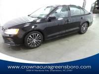 Pre-Owned 2016 Volkswagen Jetta Sedan 1.8T Sport in Greensboro NC