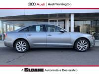 Certified Pre-Owned 2014 Audi A6 2.0T Premium Sedan in Warrington, PA