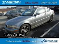 2004 BMW 3 Series 330Ci Coupe