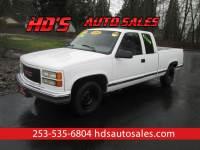 1998 GMC Sierra C/K 1500 Ext. Cab 6.5-ft. Bed 2WD