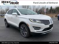 2017 Lincoln Black Label MKC SUV
