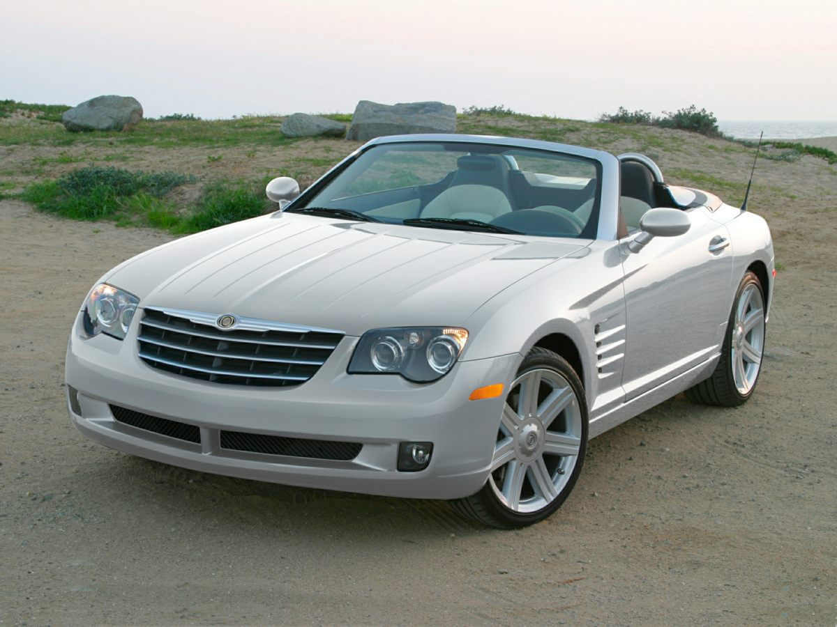 Photo 2008 Chrysler Crossfire Limited
