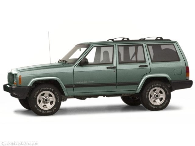 Photo 2000 Jeep Cherokee Sport SUV 4x4