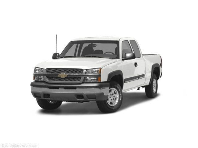 Photo Used 2005 Chevrolet Silverado 1500 2WD Extended Cab Standard Bo For Sale in Metairie, LA