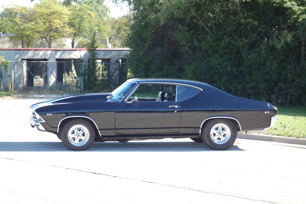 Photo 1969 Chevrolet Chevelle -SAME OWNER SINCE 1984-468 BBC BUILT 400 TRANS- SEE VIDEO