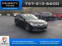 Certified 2017 Honda Accord Sport SE Sedan in Chesapeake, VA